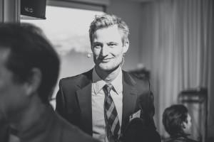 Speaker, Simon Schnetzer - Portrait