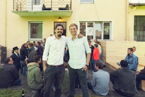 Gründervilla Eröffnungsfeier