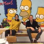 Blog, Simpsons, Schnetzer