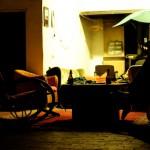 Übernachten in einem alten Stall