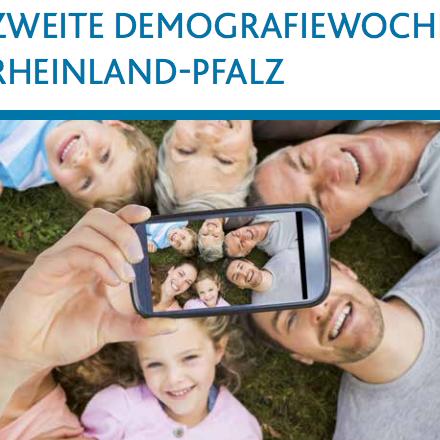 Demografiewoche Rheinland-Pfalz - Impulsvortrag Simon Schnetzer