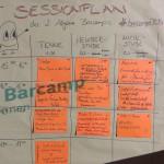Sessionplan #barcampTEN 2015 (www.gruendervilla.de)