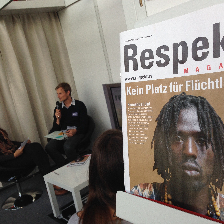 Interview Toleranz Simon Schnetzer