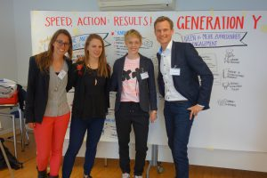 Generation Y Workshop - LOrange Institute