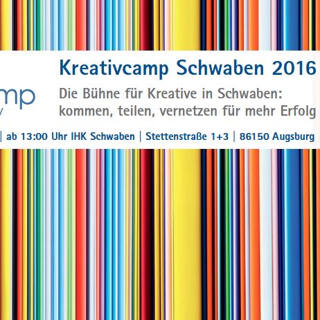 IHK Schwaben - Kreativcamp 2016