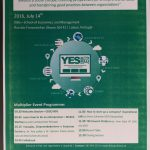 YESCOWORK - flyer multiplier event Lisbon