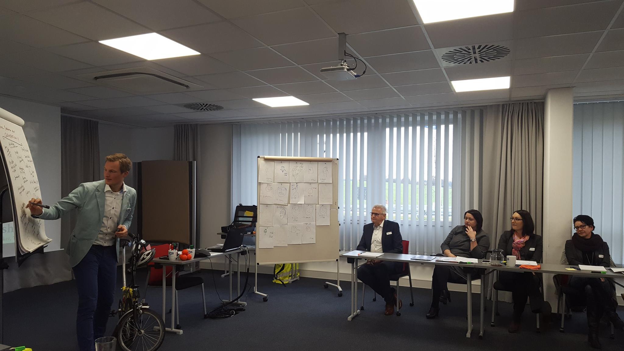 Generation Y Workshop für Führungskräfte