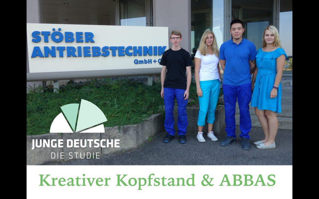 ISSO-Stöber & die Studie Junge Deutsche