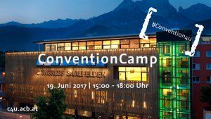 ConventionCamp - Moderation Simon Schnetzer - #convention4u