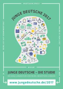 Veröffentlichung Junge Deutsche 2017 - die Lebens- und Arbeitswelten der Generation Y & Z in Deutschland (von Simon Schnetzer)