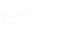 Logo Biofach 2018 - Referenzen Simon Schnetzer