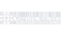 Logo Lattemann und Geiger - Referenzen Simon Schnetzer