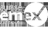 Logo suisse emex - Referenzen Simon Schnetzer