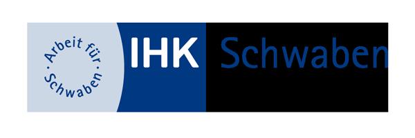 Logo IHK Schwaben Referenz Simon Schnetzer Trainer
