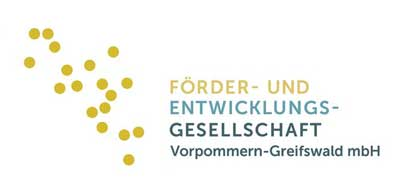 Förder- und Entwicklungsgesellschaft Logo Simon Schnetzer Referenzen Speaker