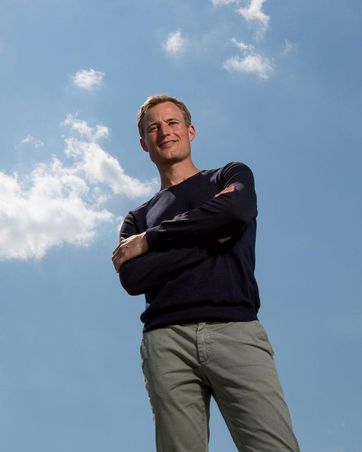 Simon Schnetzer Jugendforscher | Wichtigste Frage Warum | Portrait ©piomars