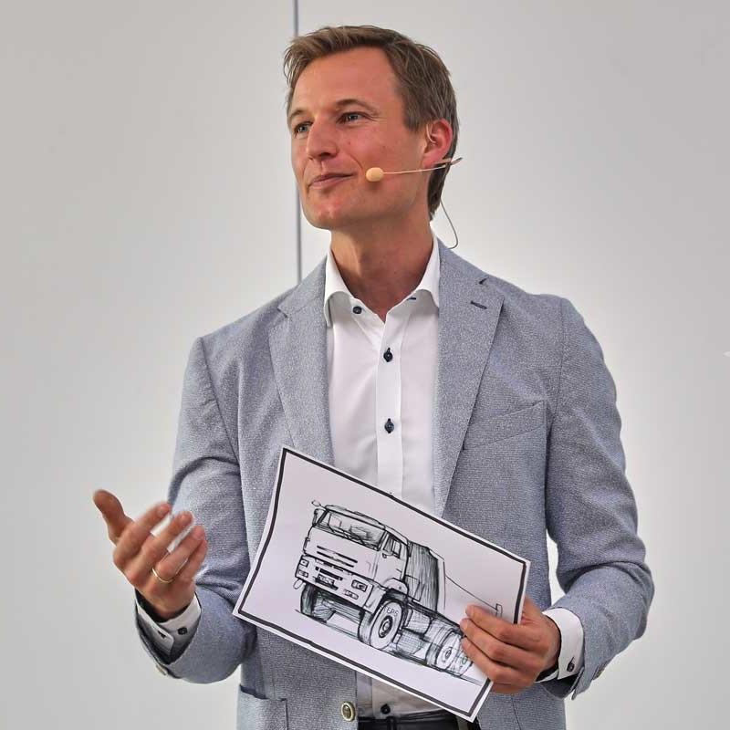 Simon Schnetzer Branchentag Logistik IHK 2018