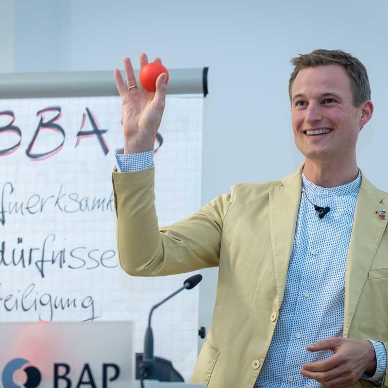 Simon Schnetzer Vortrag Thementag Berlin