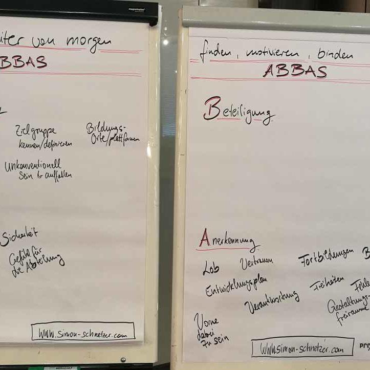 ABBAS Methodik - Simon Schnetzer Recruiting Tipps IT