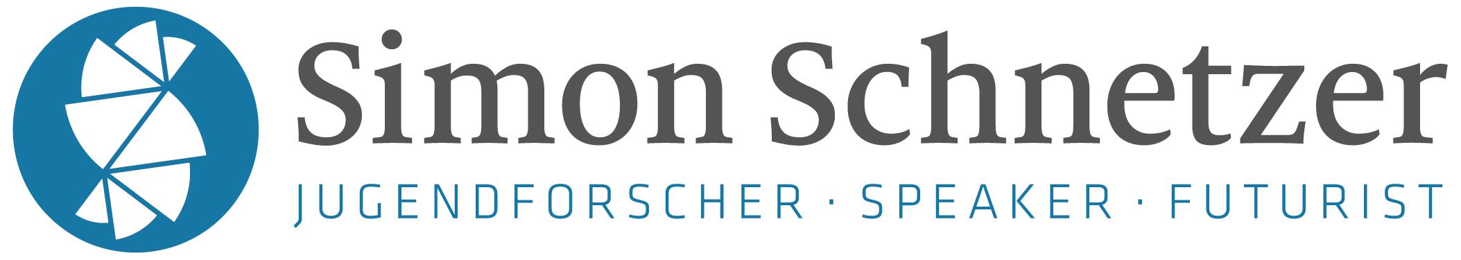 Logo quer Simon Schnetzer