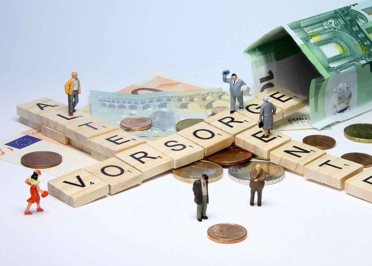 Stilleben Vorsorge: Generation Z und Finanzen