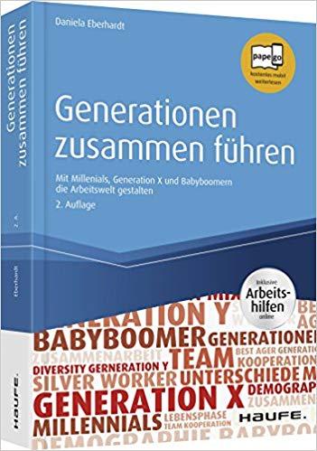 Gen Y Literaturliste 2019: Generationen zusammenführen