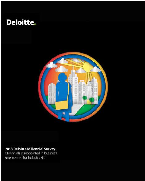 Gen Y Literaturliste 2019: Deliotte Survey 2018