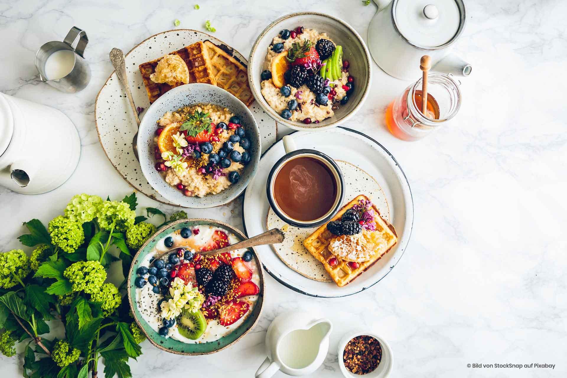 Generation Z und Gesundheit: Healthy Food breakfest