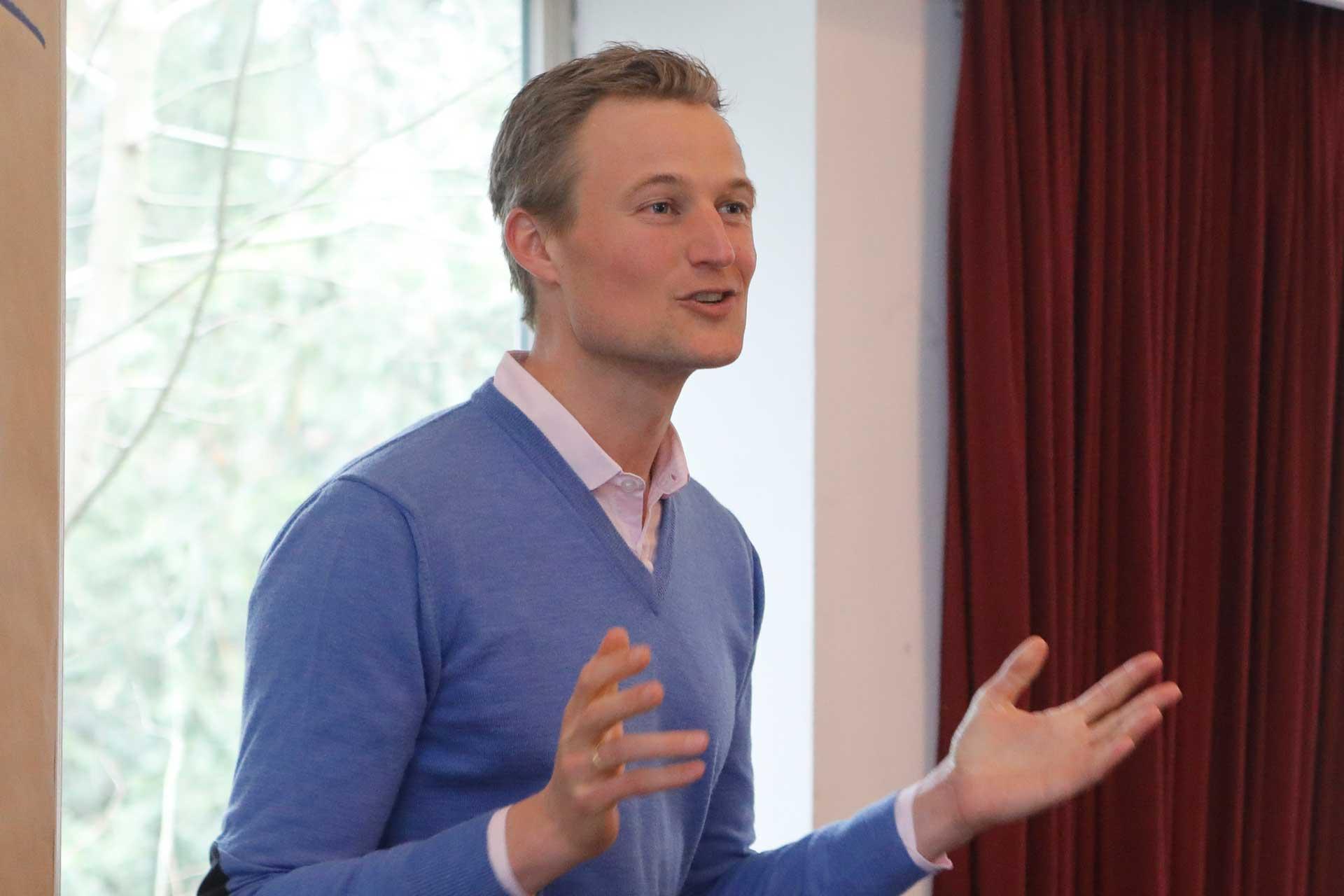 Innovationssprint Simon Schnetzer - GSA Winterkonferenz 2019