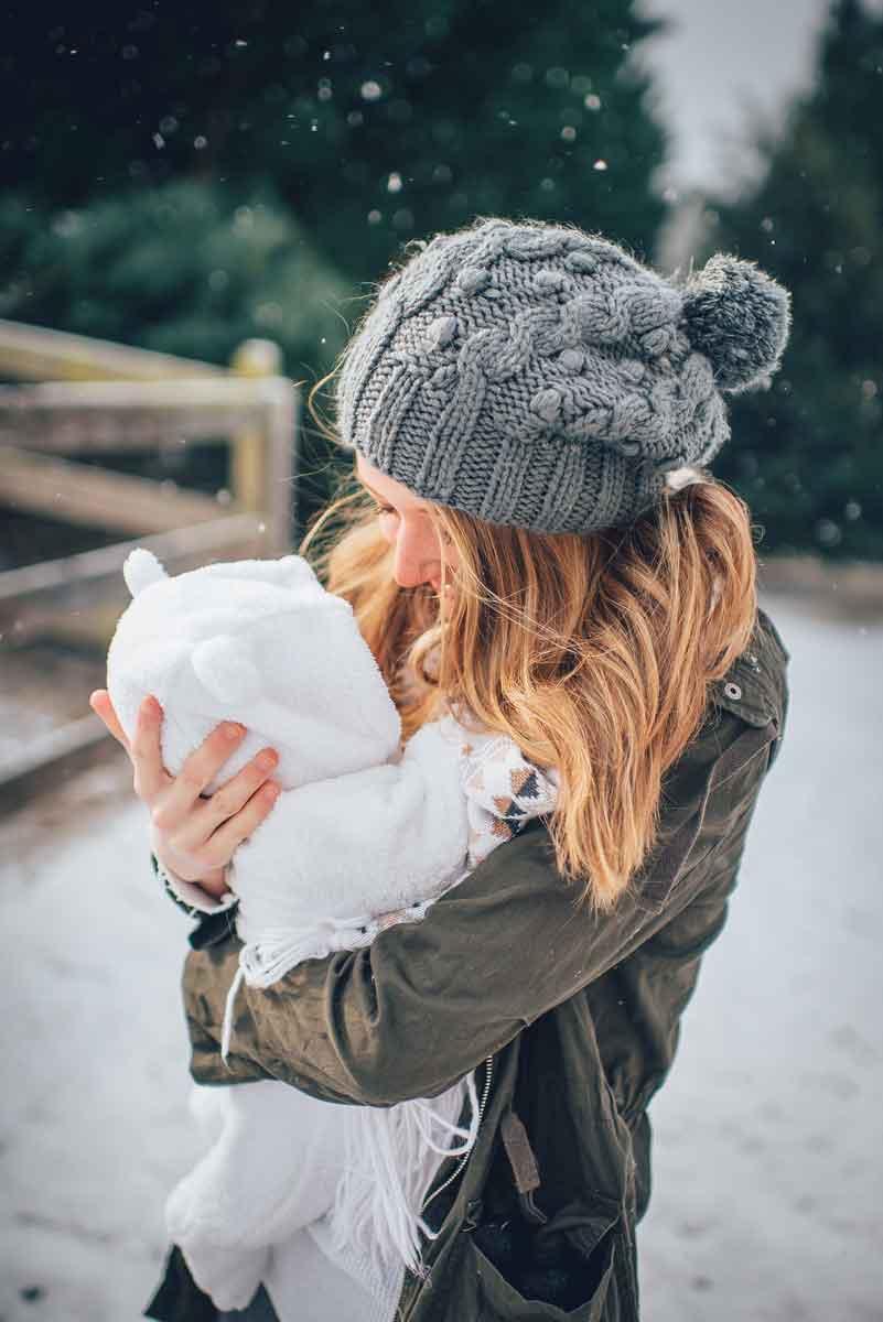 Übererzogen - Mutter mit Baby - Generation Alpha Merkmale