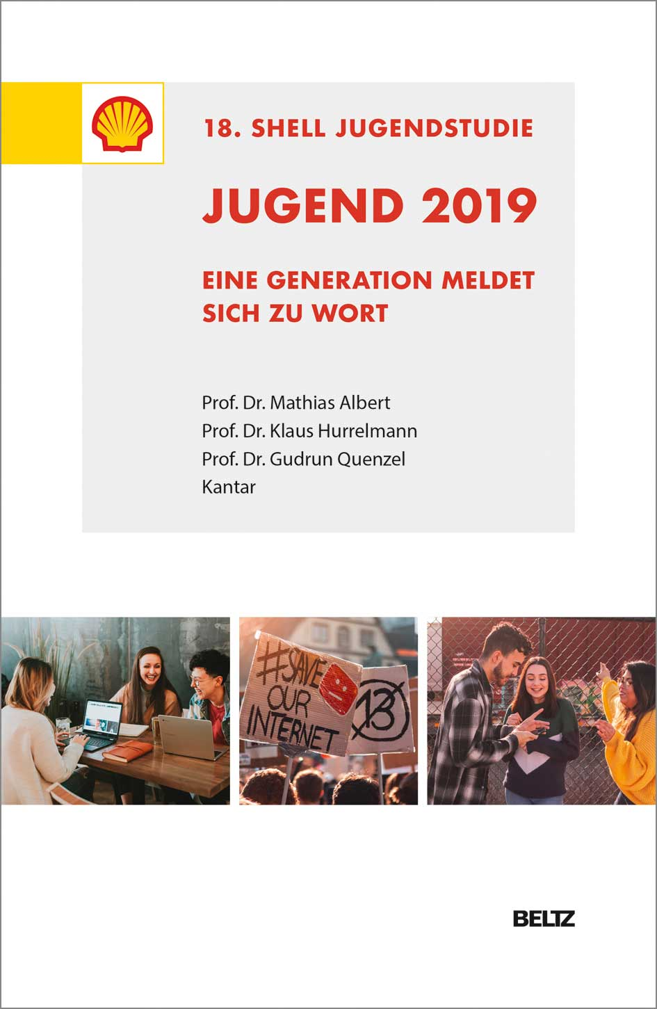 Shell Jugendstudie 2019 Cover 2019