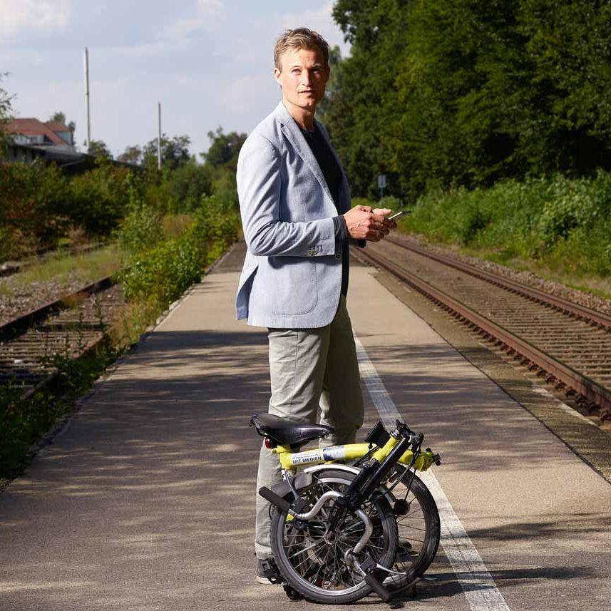 Mobilität auf Umweltfreundlich > Teil des NAchhaltigkeitskonzeptes von Simon Schnetzer