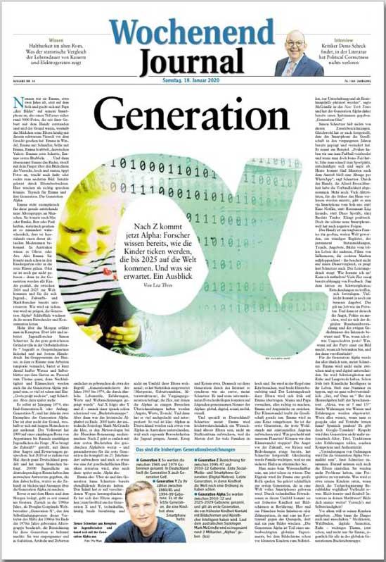 So tickt die Generation Alpha