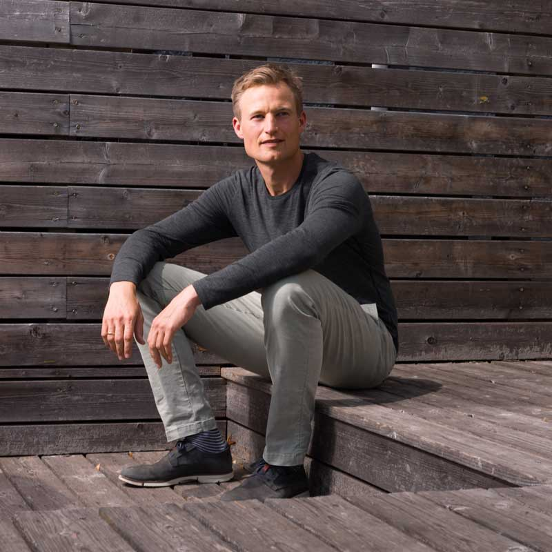 Portrait - Simon Schnetzer
