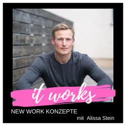 Gen Y & Z mit New Work-Podcast mit Alissa-Stein