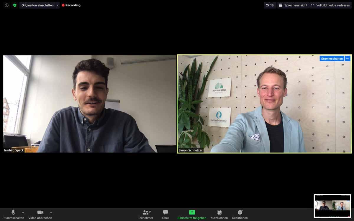 Screenshot Interview - Entschiedungsporbleme-der-Generation-Y-Simon-Schnetzer