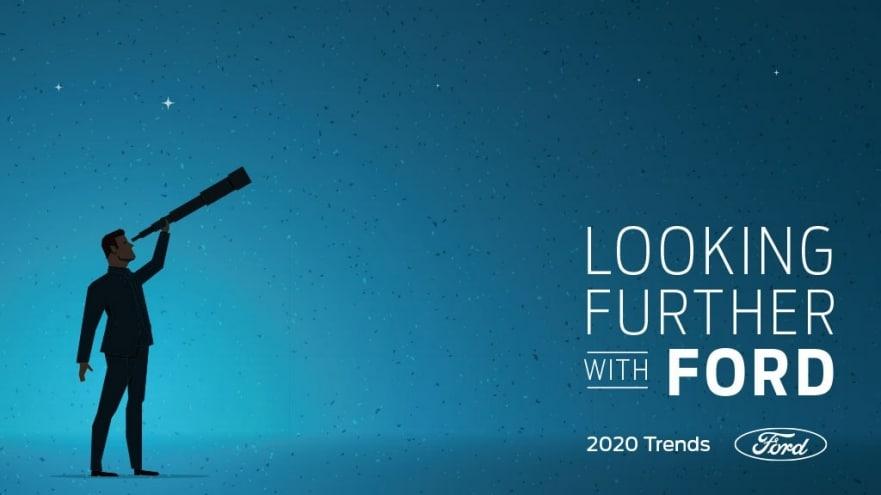 Cover Ford Trendbericht 2020
