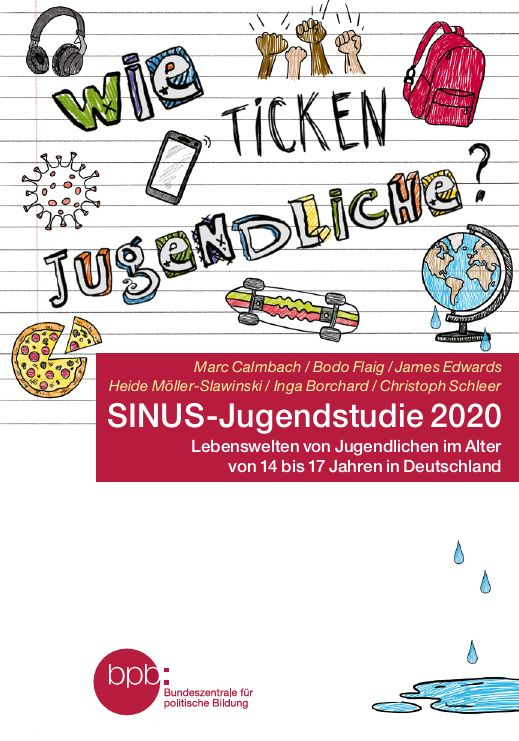 Cover Sinus Jugendstudie 2020