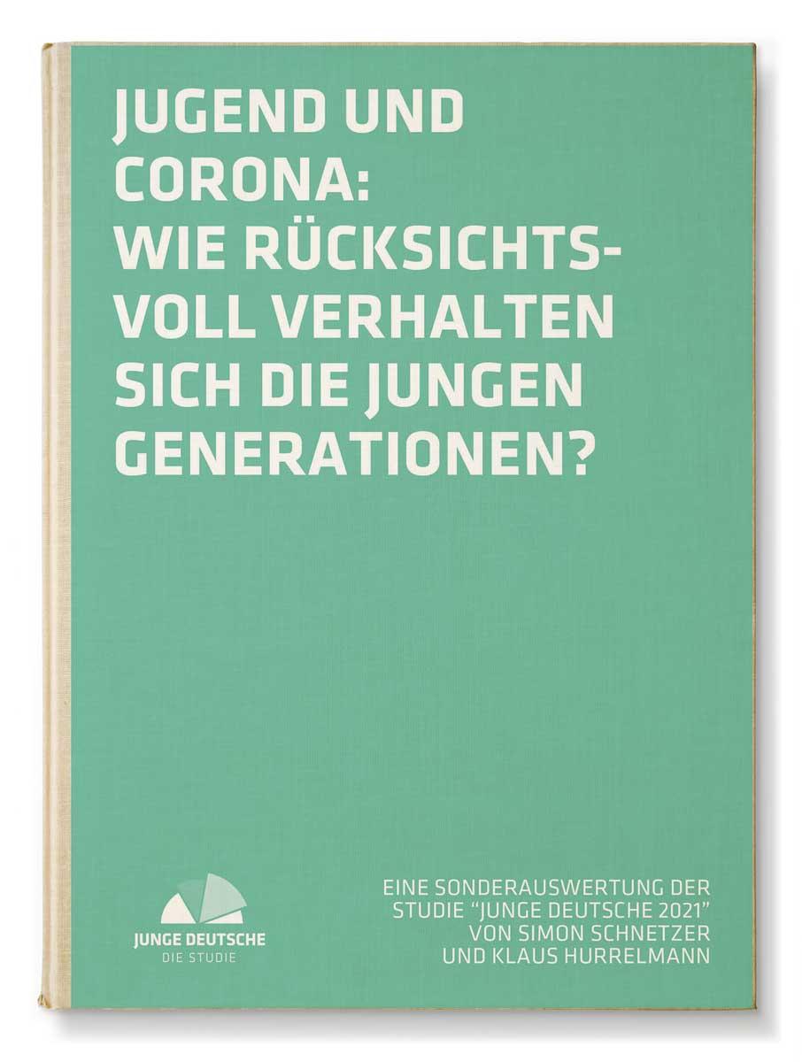 Cover Sonderauswertung: Jugend und Corona (Jugendstudie)
