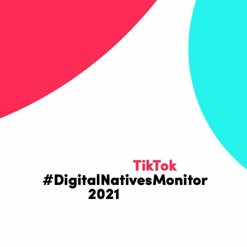 Cover - Report - TikTok DigitalNativesMonitor