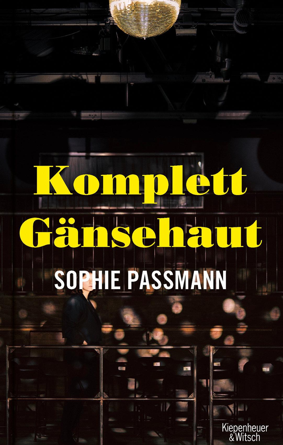 TRENDUPDATE GEN Y - Komplett Gänsehaut von Sophie Passmann