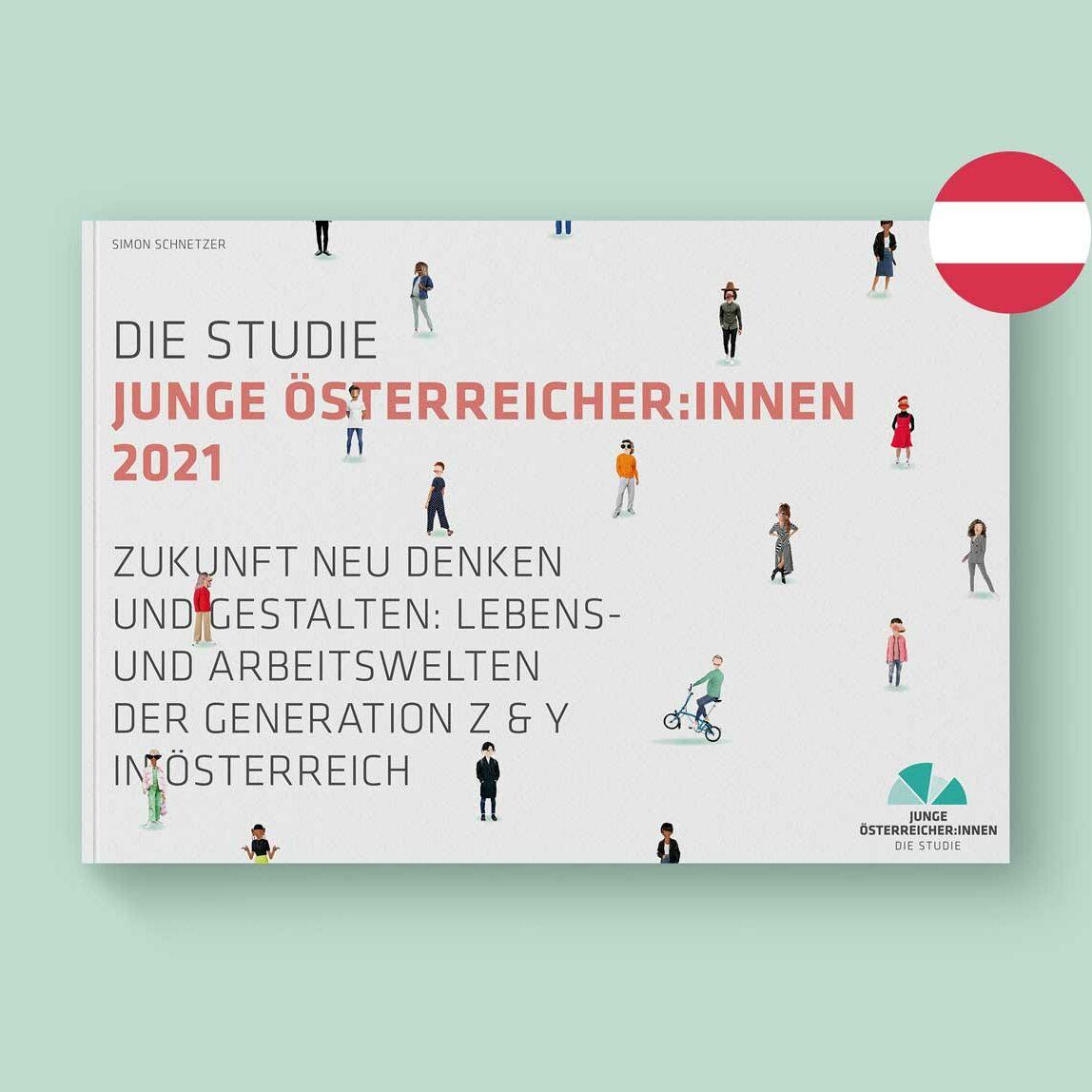 Cover Studie Junge Österreicher:innen 2021