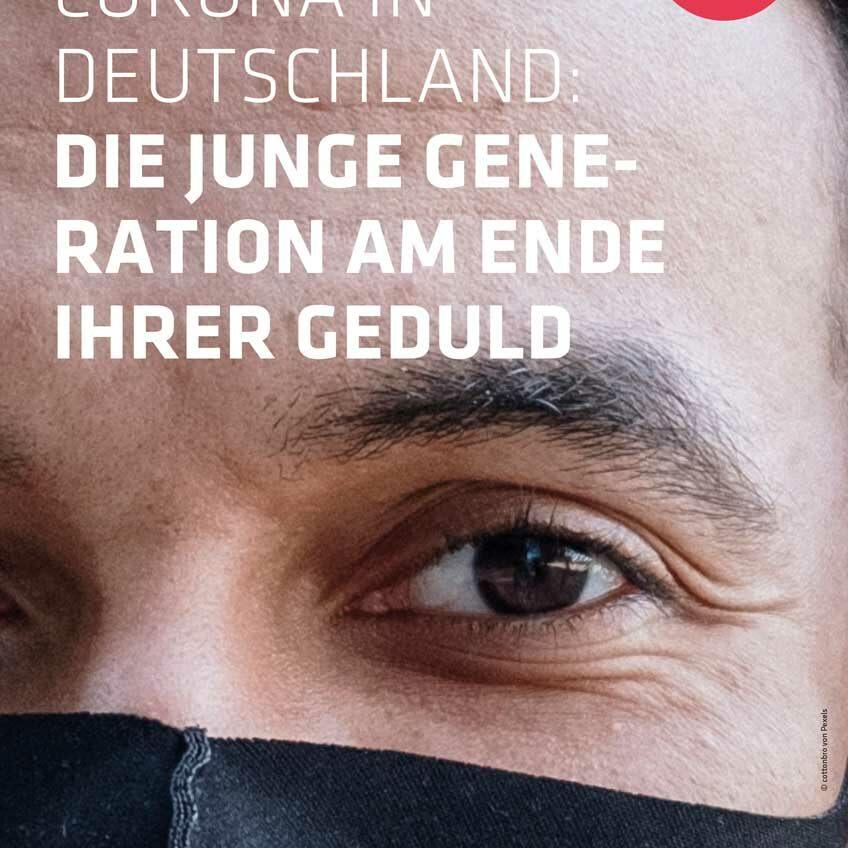 Jugendstudie: Jugend & Corona in DE Cover